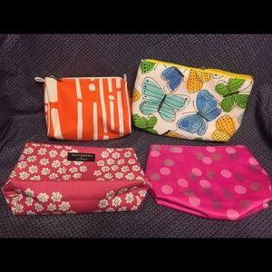 Clinique Makeup Bag Bundle Of Four